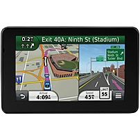 Garmin Nuvi 010-00921-02 3590lmt Gps Navigator - Lifetime Maps - 3d Traffic - Voice Prompt - 5-inch Display - Black
