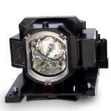 HITACHIDT01091 Projector Lamp Assembly with High Quality Genuine Original Ushio NSH Bulb Inside