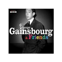 Serge Gainsbourg - Serge Gainsbourg & Friends (Music CD)