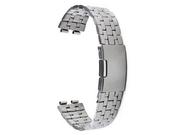 Silver 20mm Steel Stainless-steel Watchband For Pebble Steel Smartwatch