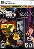 Double Collector's Edition Pack: Angel Code / Vampire Mansion