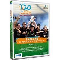 ICC World Twenty20 - England: World Champions - West Indies 2010