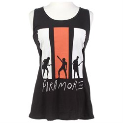 Paramore Shadow Girls Tank Top