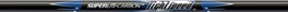 12 Pack Easton Technical Products Lightspeed 400 Raw Shafts W/Unibushings