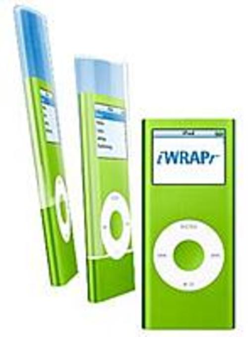 I2 Electronics I2-4010-clr Iwrap Invisible Shrink-wrap Full Body Ipod Protector