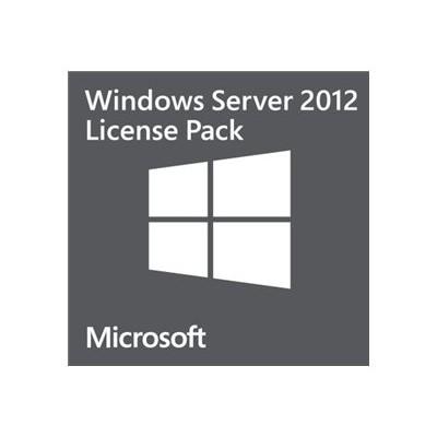 Lenovo 0c19603 Microsoft Windows Server 2012 - License - 5 Device Cals - Oem