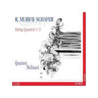 R. Murray Schafer - String Quartets 1-7 (Quartet Molinari)