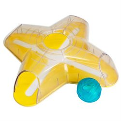 Kyjen Dog Games Cross Slider with Treat Ball