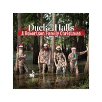 Robertsons (The) - Duck the Halls (A Robertson Family Christmas) (Music CD)