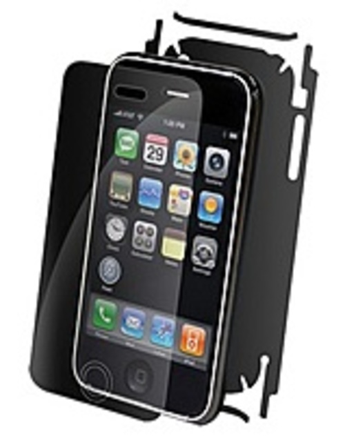 Zagg Apliphone2fb Invisibleshield Full Body Shield For Apple Iphone 3g