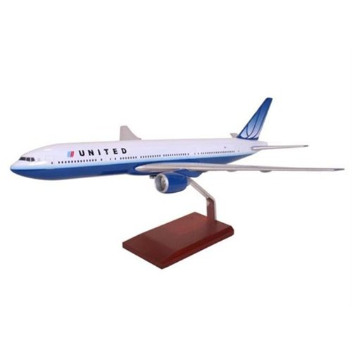 B767-300 United Airlines 1/100 Scale Model Aircraft