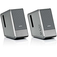 P Our premium two piece computer speaker system is also our smallest, yet it delivers sound well beyond its size