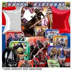 Star Wars Party Ultimate Kit for 8