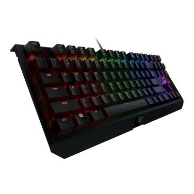 Razer Usa Rz03-01770100-r3m1 Blackwidow X Tournament Edition Chroma - Keyboard - Backlit - Usb - Us - Black