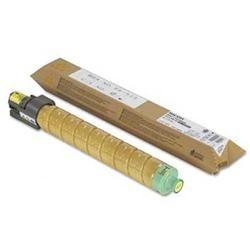820008 High-Yield Toner, 15000 Page-Yield, Yellow