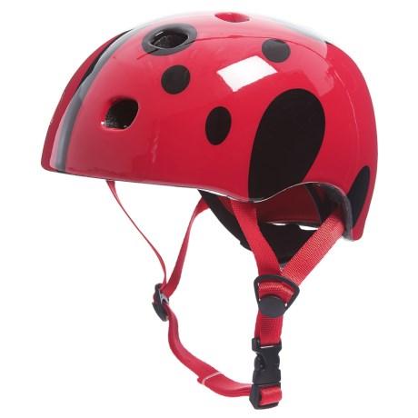 Burst Ladybug Multi-sport Helmet (for Toddlers)