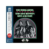 Persuaders - Thin Line Between Love And Hate (Music CD)