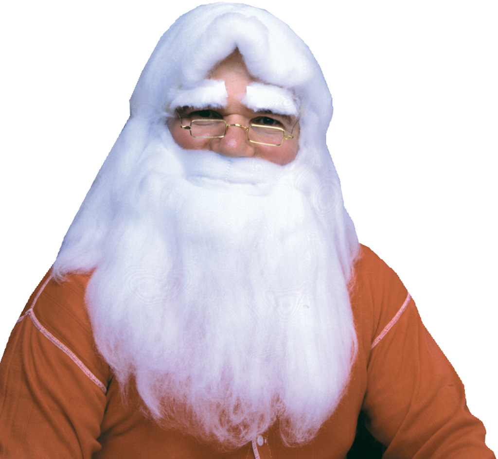 Santa Wig Beard Cotton Wig