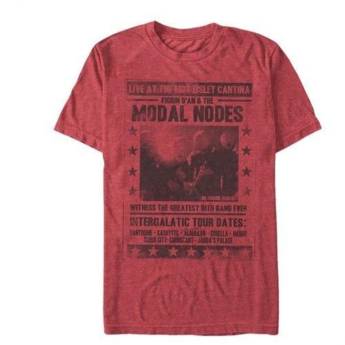 Star Wars Modal Nodes Tour Dates Mens Graphic T Shirt