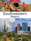 The Southwestern region is the only area in the United States where you can stand in Arizona, New Mexico, Colorado, and Utah at the same time! This desert region is hot