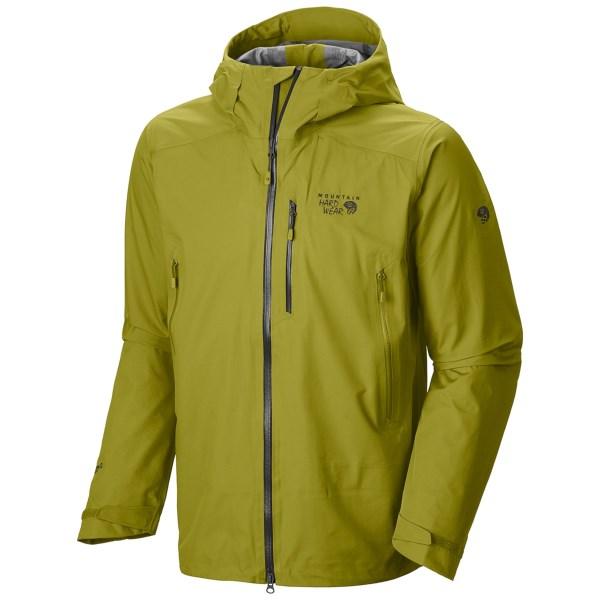Mountain Hardwear Torsun Dry.Q(R) Elite Jacket - Waterproof (For Men)