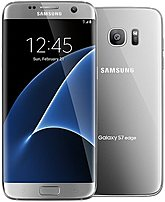 Samsung Galaxy S7 Edge Sm-g935tzsatmb Smartphone - T-mobile - 5.5-inch Display - Android 6.0 Marshmallow - 32 Gb Storage - Bluetooth 4.2 - 12.0 Megapixels Camera - Silver Titanium - Locked To T-mobile