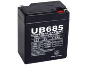 Ub685 Sealed Lead Acid