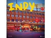 Indy Wall Calendar by TF Publishing Type: Wall Calendars