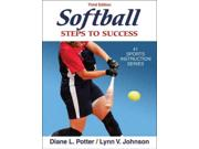 Softball: Steps To Success (steps To Success Activity Series)