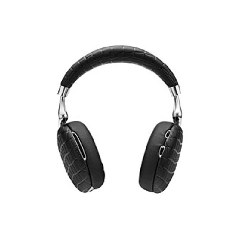 Parrot Zik 3 Headset - Stereo - Black - Mini-phone - Wired/wireless - Bluetooth - 20 Hz - 22 Khz - Over-the-head - Binaural - Circumaural - 4.27 Ft Ca
