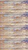 Ella Bella Photography Backdrop Paper, 4x12-feet, Vintage Wood