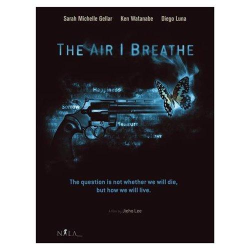 The Air I Breathe Poster Movie C 11 x 17 In - 28cm x 44cm Sarah Michelle Gellar Kevin Bacon Brendan Fraser Forest Whitaker Andy Garcia Emile Hirsch