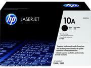 Hp 10a Laserjet Toner Cartridge - Black