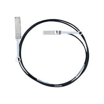 Mellanox Technologies Mc2309130-002 Hybrid Passive Copper - Infiniband Cable - Qsfp To Sfp  - 6.6 Ft