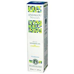 Andalou Naturals 0791814 Blemish Vanishing Gel, .6 fl oz - 18 ml - .60 oz