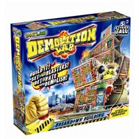 Demolition Lab: Breakdown Building Set By Smartlab