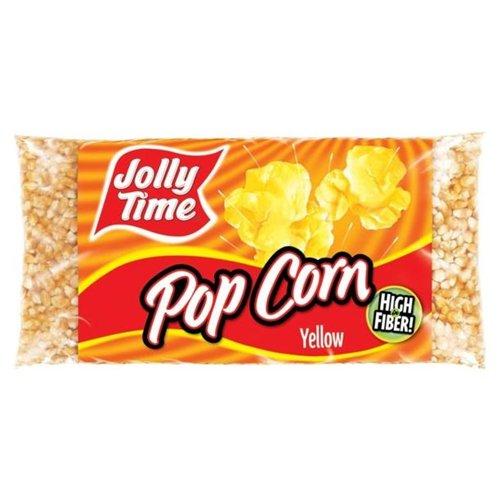 Jolly Time Popcorn, Yellow Kernels, 16 oz