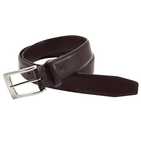 Bill Lavin Soft Collection Leather Non-stitched Belt (for Men)
