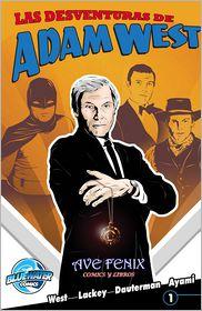 The Misadventures of Adam West (Spanish Edition) #1