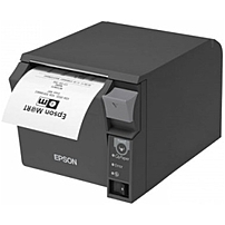 B Streamline operations  b  br  The TM T70II DT is an integrated terminal hub and thermal receipt POS printer with ePOS technology