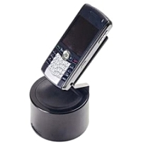 Allsop 035286298124 29812 Home Portable Charging Stand For Iphone, Cellular Phone, Mp3 Player, Camera - Wired - Black