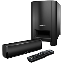 Bose Cinemate 15 Sound Bar Speaker - 18 W Rms - Black 626596-1100