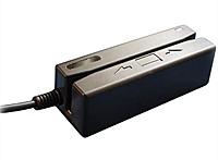 Id Tech Del3331-33ub Minimag Intelligent Swipe Reader  - Usb - Black