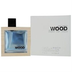 Happy Care HE WOOD OCEAN WET WOOD by Dsquared2 EDT SPRAY 3.4 OZ