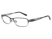 Converse Eyeglasses Spray Paint Purple Gun 52mm