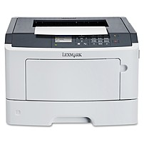 """P Network ready laser printer combines a powerful processor, flexible network connectivity, 2.4"""" color LCD, eco conscious features, and output at up to 40 pages per minute"""