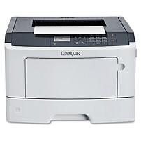 Lexmark Ms410 Ms415dn Laser Printer - Monochrome - 1200 X 1200 Dpi Print - Plain Paper Print - Desktop - 40 Ppm Mono Print - 300 Sheets Standard Input Capacity - 80000 Duty Cycle - Automatic Duplex Print - Lcd - Ethernet - Usb 35s0260