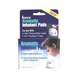 Kaz Incorporated Replacement Aromatic Inhalant Pads