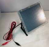 12-Volt Solar Panel Charger for 12V 1.3Ah Alexander LCR12V1.3P Battery