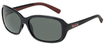 Bolle Molly Shiny Black/coral-tns Women's Sunglasses